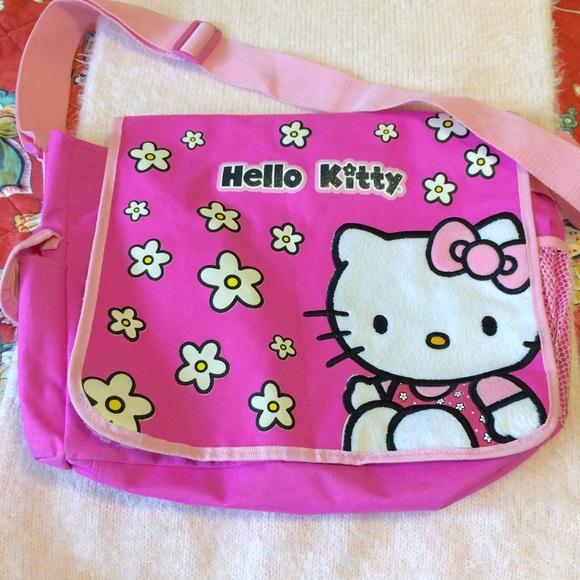 f40895dd3713 Hello Kitty Handbags - Hello Kitty Bag Backpack Shoulder Purse